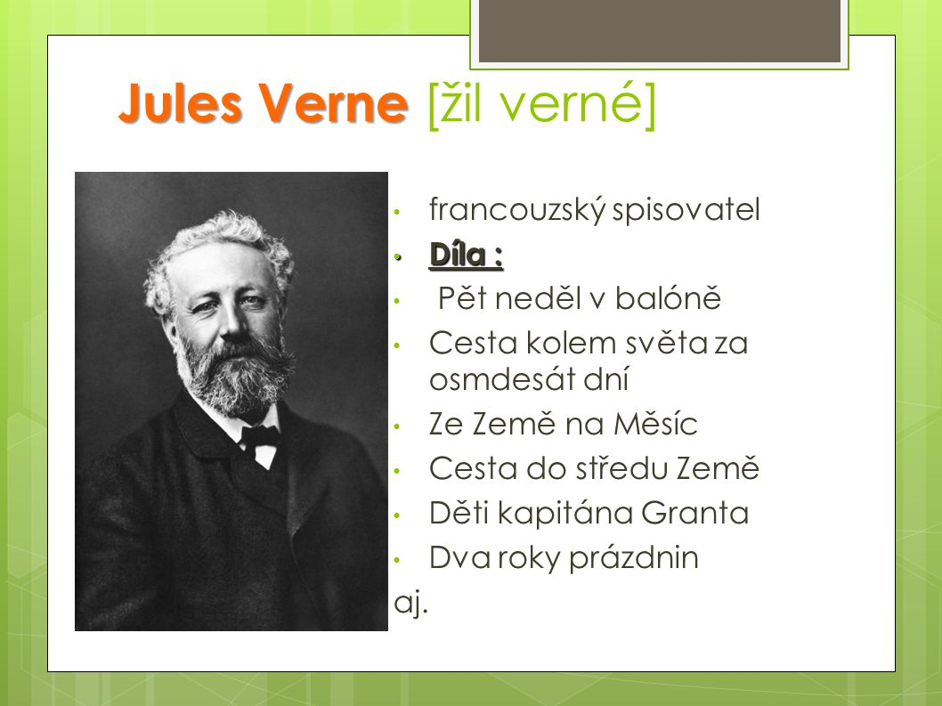 Jules Verne [žil verné]